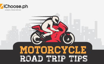 Motorcycle Road Trip Tips - Infographic