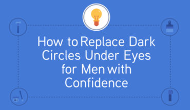 Super-Effective Ways for Men to Fight Back Dark Circles - Infographic