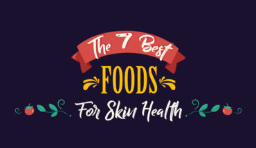 7 Best Foods for Glowing Skin Health - Infographic