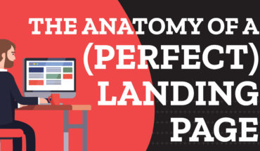How To Create a Landing Page For Lead Generation - Infographic