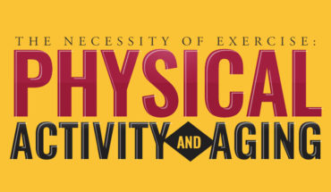 Physical Activity and Aging: The Crucial Link - Infographic