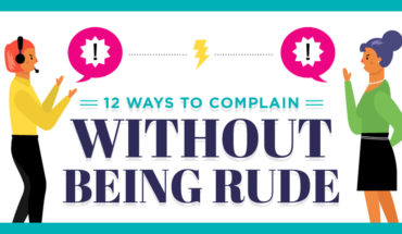 The Importance of Complaining the Right Way: 12 Strategic Tips - Infographic