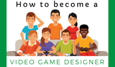 The Path to Starting a Career as a Game Designer - Infographic