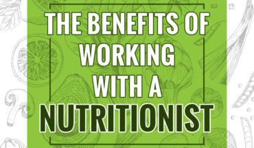 Why Nutritionist Guidance is Key to a Healthier Life - Infographic