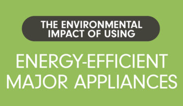 Your Home Appliances Can Help the Environment: Here's How - Infographic