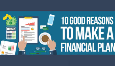 10 Reasons Why Financial Planning is Not Just Important, It's Crucial - Infographic