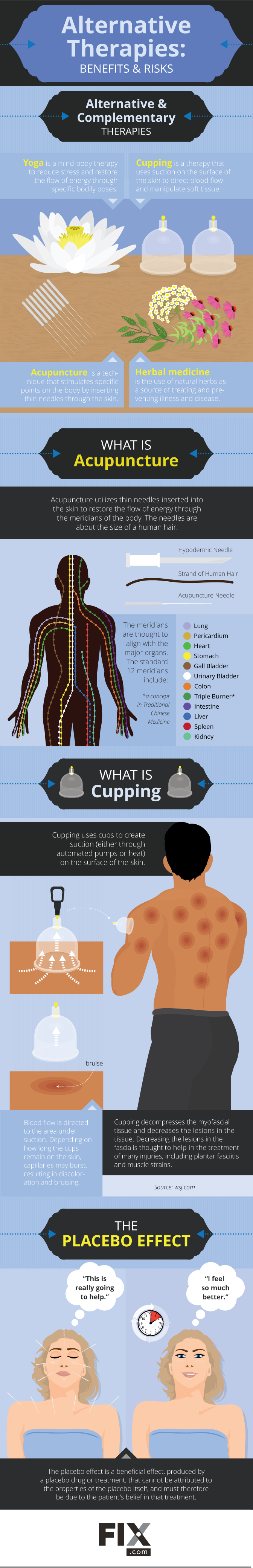 Comprehensive Guide to Alternative Health Therapies - Infographic