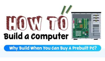 Craving for the Best Gaming PC? Build Your Own! - Infographic
