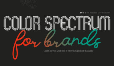 How to Define Your Brands Color-Spectrum - Infographic