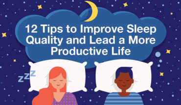 Kill Sleep Deprivation Problems with These Super-Helpful Sleep-Inducing Hacks - Infographic