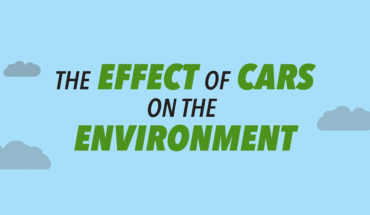 The Uneasy Facts About How Cars Are Destroying the Environment - Infographic
