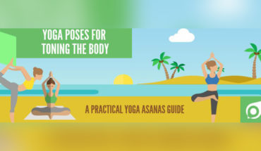 Yoga Postures that Do Wonders for Toning and Slimming Specific Body Parts - Infographic