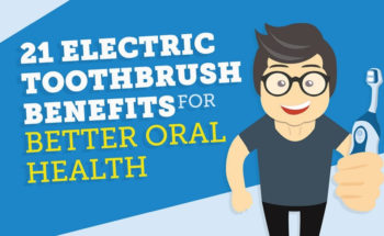 21 Reasons Why Electric Toothbrushes Work Wonders for Dental Health - Infographic