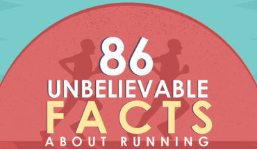 86 Running Facts that Motivate, Inspire and Entertain - Infographic
