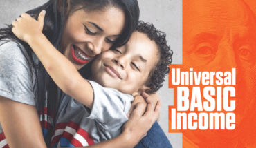 Could Universal Basic Income Work? - Infographic