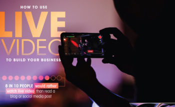 How Live Video Can Grow Your Business - Infographic