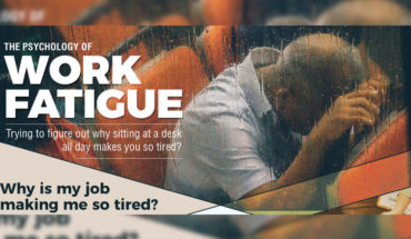How to Fight Back Work Fatigue - Infographic