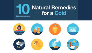 Knock Out the Common Cold with These 10 Amazing Natural Remedies - Infographic