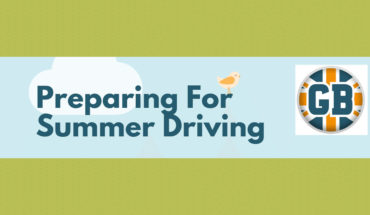 Preparing For Summer Driving - Infographic