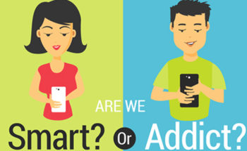 Smart or Smart-Addict? Which One Are You? - Infographic