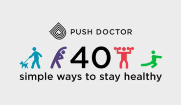 Staying Healthy is Easy: Here's 40 Ways! - Infographic