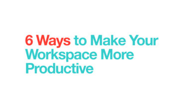 Want to Boost Your Productivity? Start with Your Desk! - Infographic
