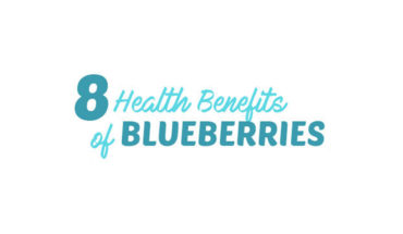 8 Great Reasons to Make Blueberries a Part of Your Daily Diet - Infographic