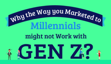 About GenZ-ers and What Makes Them Tick: A Marketers Guide - Infographic