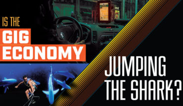 Has The Gig Economy Jumped The Shark? - Infographic