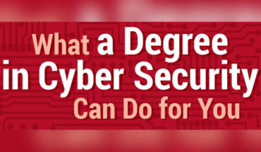 How a Degree in Cyber Security Opens Up Amazing Career Opportunities - Infographic