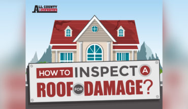 How to Inspect a Roof for Damage? - Infographic