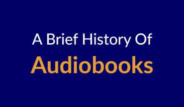 The History and Future of Audiobooks: The Next Big Thing - Infographic