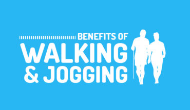 The Many Benefits of Walking and Jogging – In Case You're Still Looking for Reasons! - Infographic