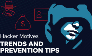 Understanding Hacker Motives for Effective Prevention - Infographic