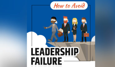 8 Common Leadership Mistakes and How to Solve Them - Infographic