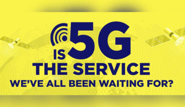 How 5G Will Open Up a Whole New World of Possibilities - Infographic