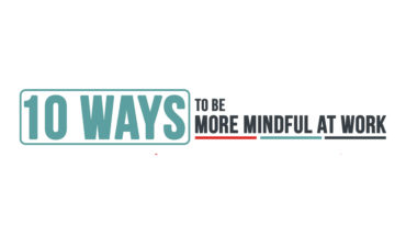How to Be Conscious of and Methodically Practice Mindfulness - Infographic