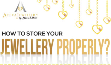 How to Store Your Jewellery Properly? - Infographic