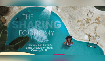 The Sharing Economy - Infographic