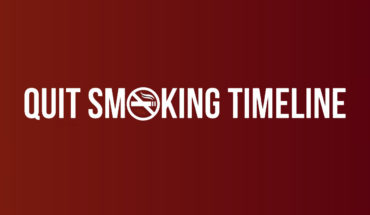 What Happens When You Quit Smoking? Timeline to Positive Health - Infographic