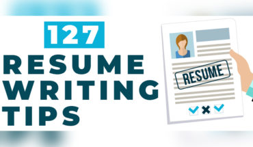 127 Invaluable Tips for Writing the Best Resume - Infographic