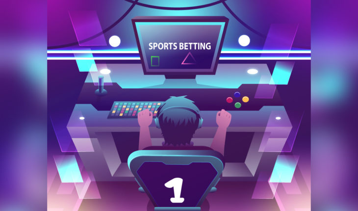 Blockchain in Sportsbetting - Infographic