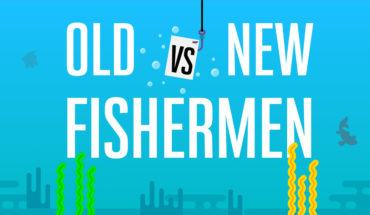 Modern Day Attire of Fishermen - Infographic