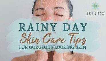 4-Step Essential Skin Care Routine to Beat the Effects of Humid Weather - Infographic