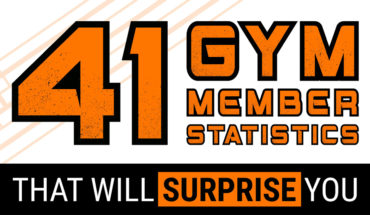 41 Fascinating Statistics on Fitness and Gym Memberships - Infographic