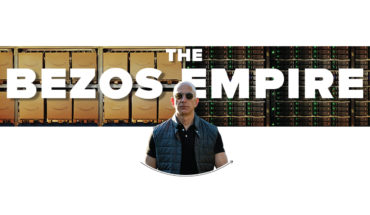 A Birds' Eye-View of the Jeff Bezos Empire - Infographic