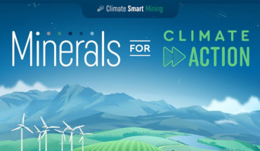 Climate-Smart Mining: The Building Blocks to a Low-Carbon Future - Infographic