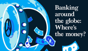 Global Banking: Where Do Banks Earn the Most and Why - Infographic