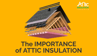 Is Your House Insulation Doing Its Job? How to Measure Attic Insulation - Infographic