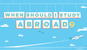 Plan to Study Abroad? Points to Consider - Infographic